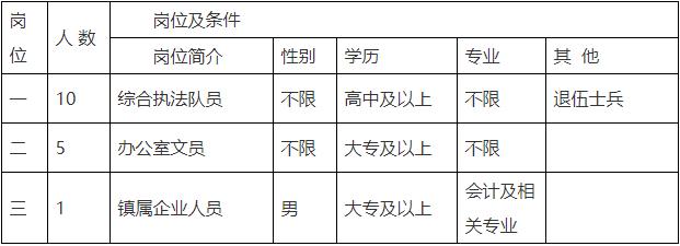 兴化市戴南镇招聘劳务派遣工作人员16名
